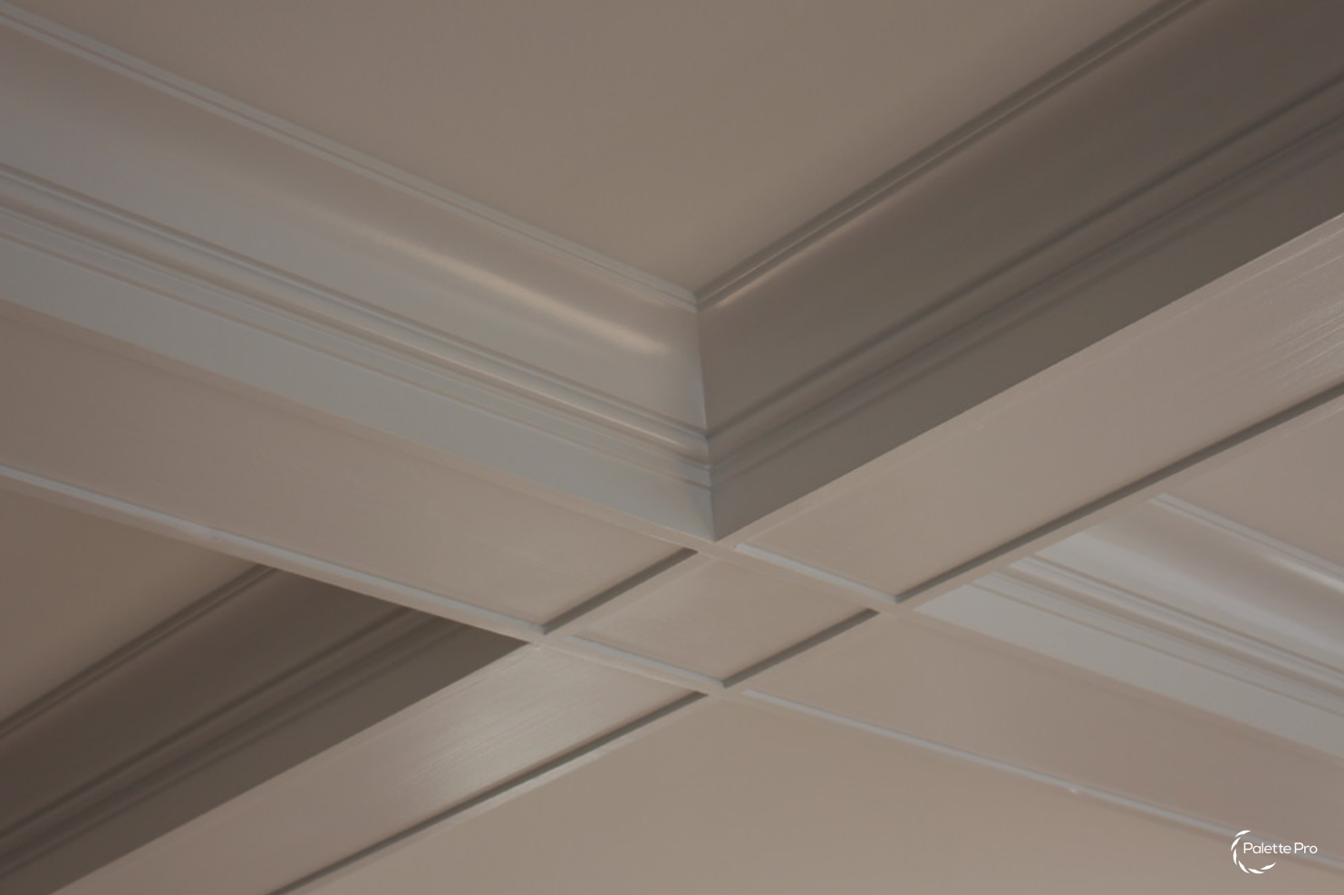Coffered Ceilings Carpentry & Painting 03