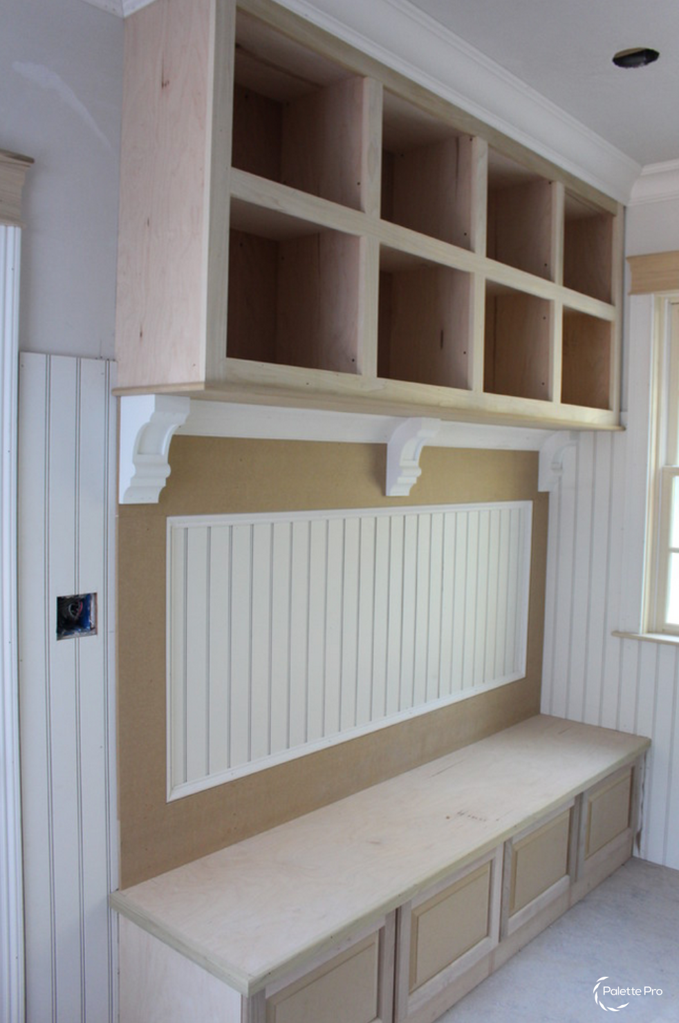 Mudroom Cubbies 01