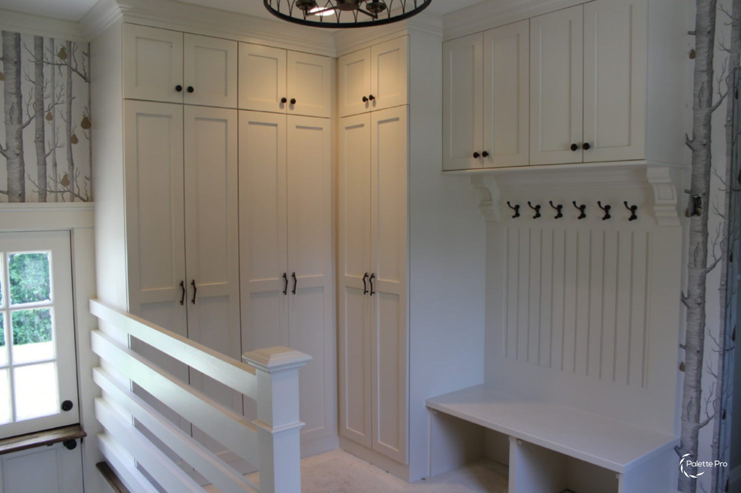 Mudroom Cubbies 04