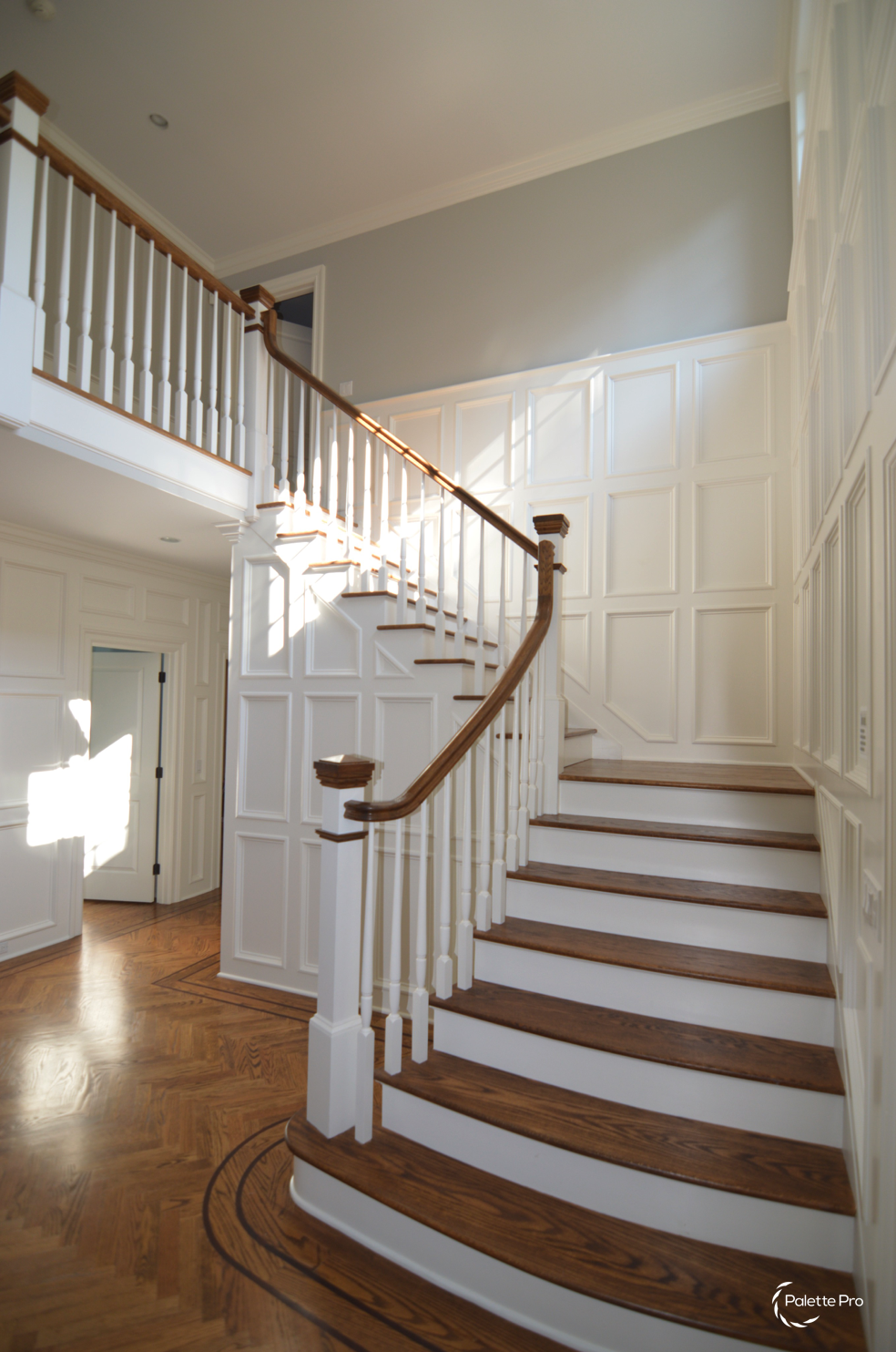 Wainscoting Carpentry & Painting