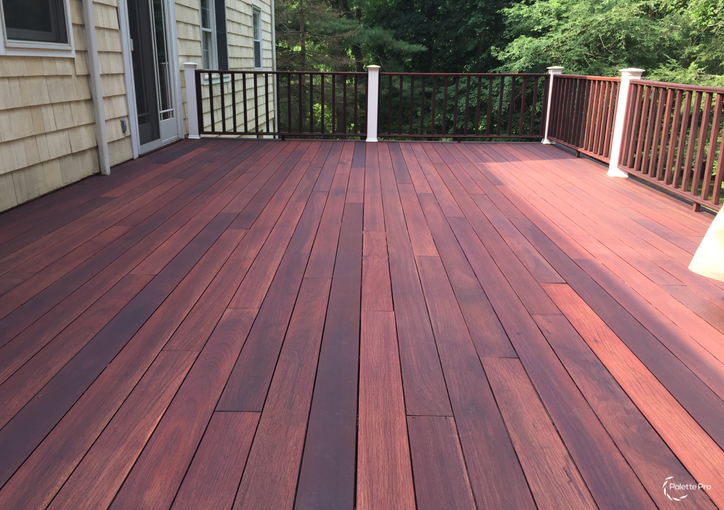 Deck Refinishing 01