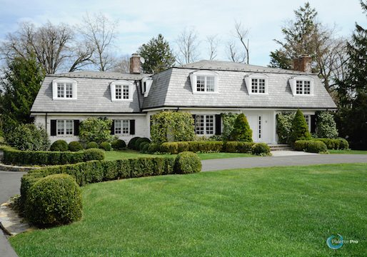 Exterior painting westchester county