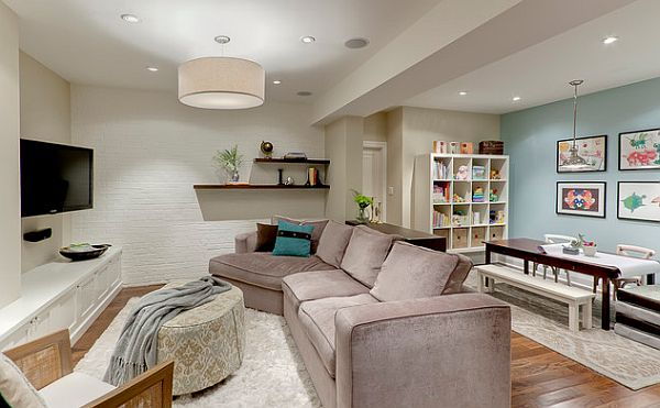 Relaxation-room-in-the-basement