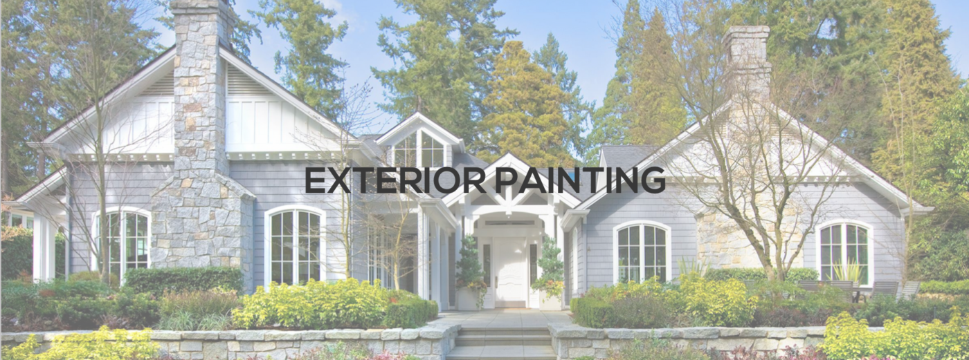 Exterior House Painting | Palette Pro Painting & Renovation