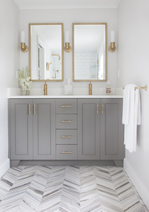 Another Trick To Ensure That Your Cabinet Colors Are The Exact Same  Undertone As Your Wall Color Is To Use The Same Paint Card. For Instance,  You Can Use ...