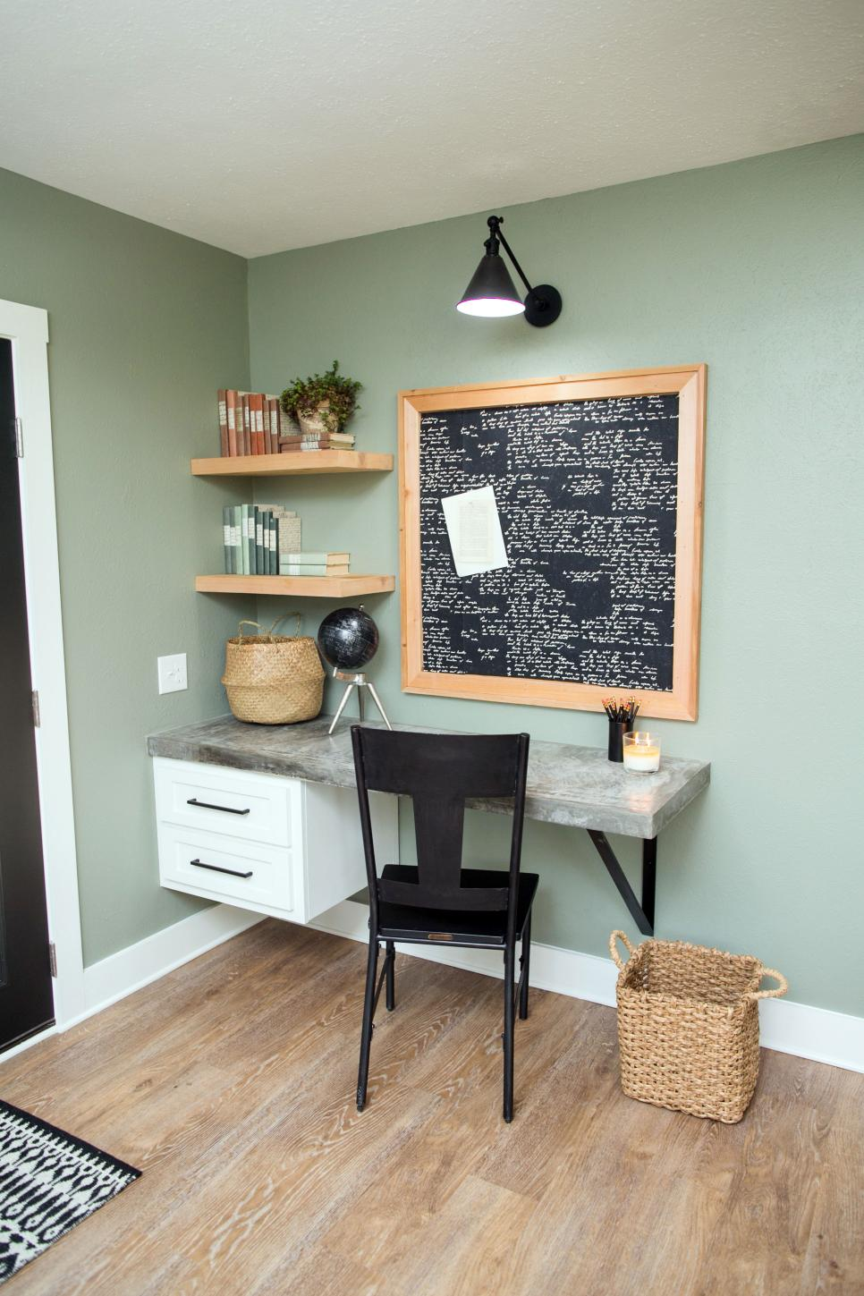 home office space. Home Office Space E