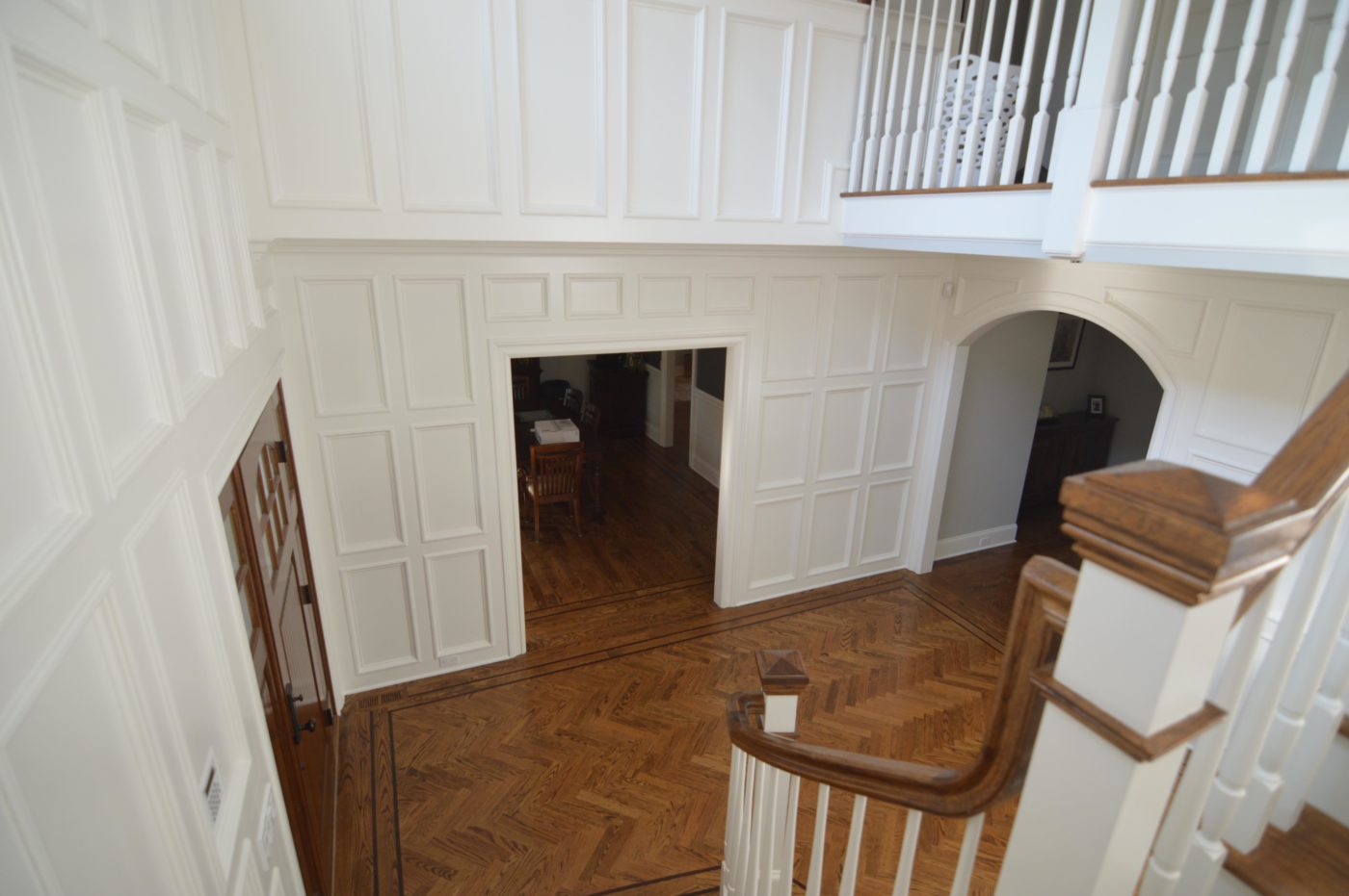 the benefits of wainscoting - palette pro
