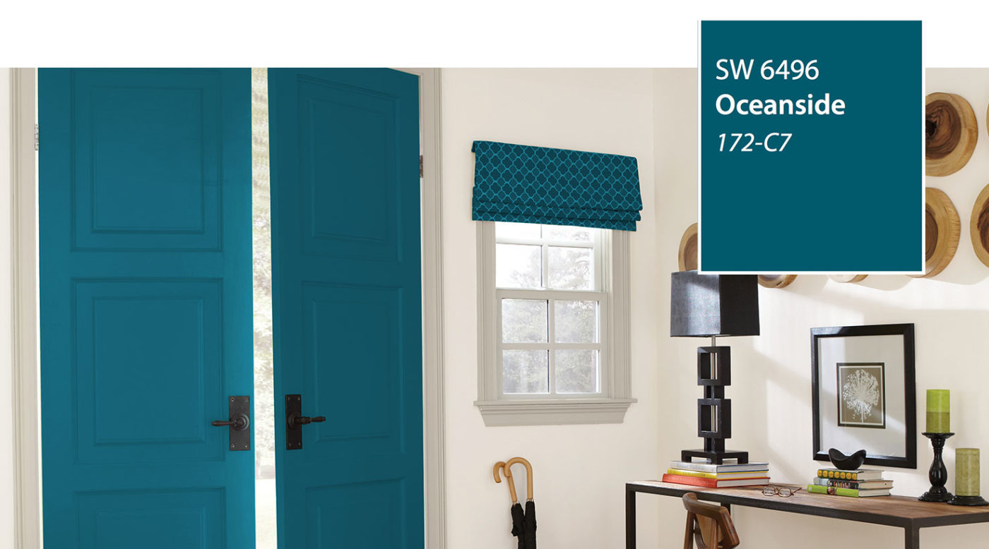 Sherwin williams color of the year 2018 palette pro for Sherwin williams color of the month october 2017